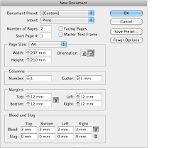 Trifold Brochure Size Quick Tip Creating A Tri Fold Template In Indesign Cs5
