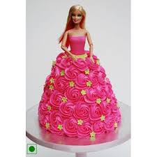 barbie doll. Barbie Doll Cake