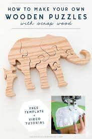 how to make your own diy puzzles from s wood
