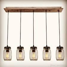 Indoor Glass Lamp Interior Decor Fixture Home Lighting Diy Modern