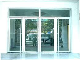 replacement front door glass garage door window glass anodized aluminum transpa garage door garage door window replacement front door glass