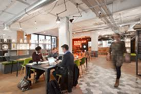 cool office space. 3 pill box by workspace group in london uk cool office space