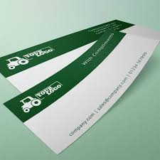 Compliment Slips Luxury Double Sided