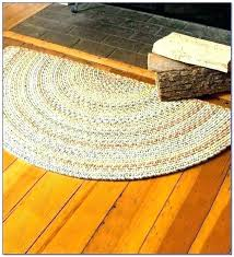 half circle rug rugs charming bath image of small mat circle bath rug inspirational
