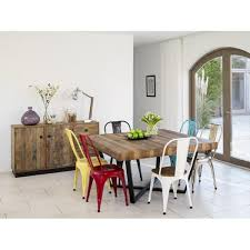 metal dining room chairs chrome: flea market  copyjpg toby metal dining chair chrome   oct