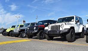 There S A Wrangler For Every Personality Jeep Chrysler Jeep Monster Trucks