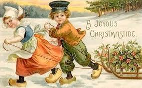 Christmas Crafts: Free Vintage Greeting Cards - Vintage Holiday Crafts