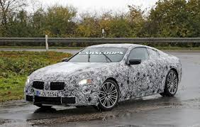 Coupe Series bmw two door : New BMW Two-Door Spied, Might Be the Future 8-Series | BMWCoop