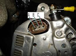 denso 3 wire alternator diagram wirdig beetle alternator wiring diagram 1974 moto guzzi 850t denso alternator