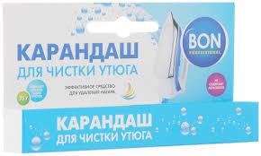 """<b>Карандаш для чистки</b> утюга """"Bon"""", для всех типов, 25 г — купить в ..."""