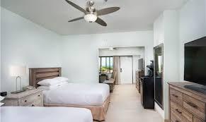 One Bedroom Cabana Suite   2 Queen Beds At Hilton Daytona Beach Oceanfront  Resort