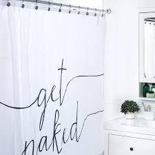 black white blue shower curtain poppy seeds white shower curtain tiffany
