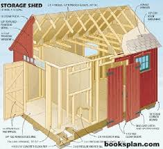 Small Picture Storage Shed With a Porch