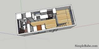 tiny house plans under 200 sq ft