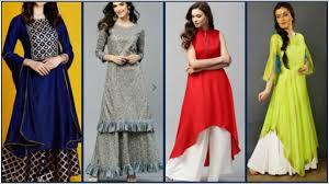 Stylish Plazo Kurti Design Beautiful Stylish Kurti Designs With Plazo Pants Plazo