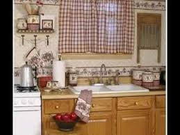 Country Kitchen Curtains Ideas