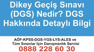 Dikey Geçiş Sınavı (DGS) Nedir? DGS Hakkında Detaylı Bilgi | Onli