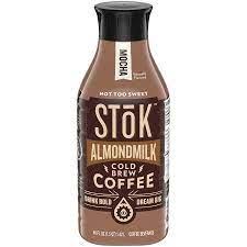 Mocha · 13.7 fl oz (pack of 12) 4.4 out of 5 stars 9. Stok Almondmilk Mocha Cold Brew Coffee 48 Fl Oz Walmart Com Walmart Com