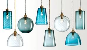 hand blown glass pendant lights new york best for interior decor pictures be hand blown glass mini pendant lights