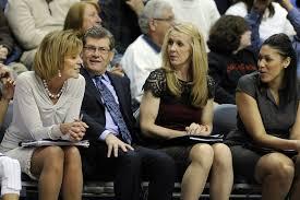 women basketball coaches at uconn were