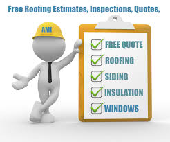 Roof Quotes Impressive Free Roofing Estimates Inspections Quotes Raleigh NC