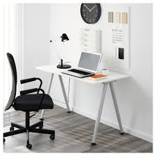 ikea uk office. Plain Ikea Ikea Office Desk In THYGE IKEA Remodel Desks Uk Australia White Canada Hack  Dividers And Chair Tops Throughout D