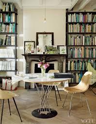 Eclectic home office Boho Eclectic Home Office With Bookshelves Simplified Bee Eclectic Home Office With Bookshelves Simplified Bee