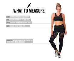 The Perfect Sculpt Size Chart Leggings Size Chart Or How To Get The Perfect Size Legging