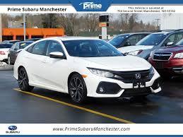 2017 Honda Civic Sedan Si in Saco, ME | Portland Honda Civic Sedan ...