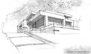 architectural hand drawings. Delighful Hand Drawn Hand Architectural Rendering 1236199  Free  1236199 Images On Architectural Hand Drawings