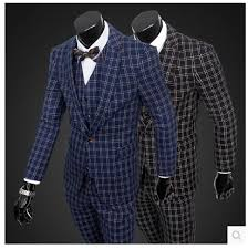 Mens Suit Pattern