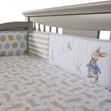 peter rabbit crib bedding design