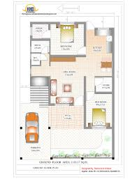 construction plan for 1000 sq ft home in india house plans