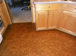 kitchen flooring sheet vinyl plank cork floors in kitchen stone look blue smooth dark