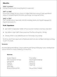 Personal Skills List Resume Free Resume Template Evacassidy Me