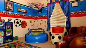 Sports Decor For Boys Bedroom Accessories Delectable Kids Sports Room Decor Ideas Bedroom For
