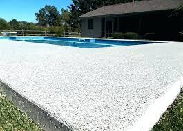 diy pool deck resurfacing pool decking pool deck resurfacing top resurface pool deck resurfacing concrete pool