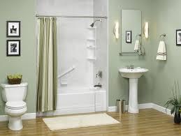 Traditional Bathroom Decor Bathroom Bathroom Decor Bathtub Curtain Traditional Sink Mirror
