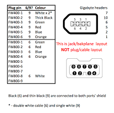 firewire port diagram 21 wiring diagram images wiring diagrams firewire 800 bracket for quo motherboard other peripheral bracket cabletraces