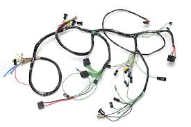 wiring harness main under dash for scout 800 1966 to 68 scout ii kwik wire at Scout Ii Wiring Harness
