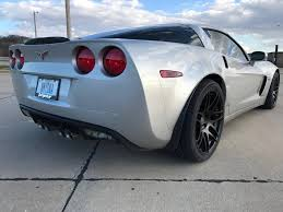 C6 Corvette Bolt Pattern