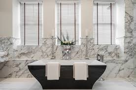 freestanding contemporary bathtubs. beautiful contemporary bathtub in black set against a marble backdrop [design: alexander james interiors freestanding bathtubs n