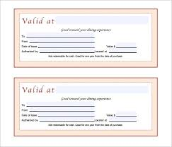 Free Gift Voucher Template For Word Special Day Thank You Gift Certificate Template Beautiful Free