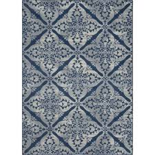 blue and grey rug crosier light area mills