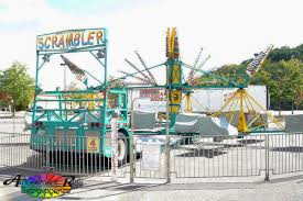 scrambler amusement ride extravaganza