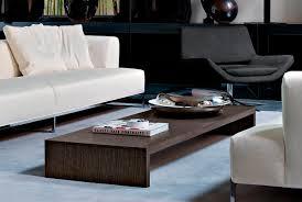 contemporary coffee table wooden rectangular by studio kairos