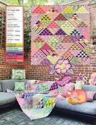210 best Tula pink images on Pinterest   Quilt block patterns ... & Tula Pink Chipper fabrics Adamdwight.com