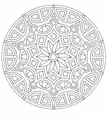 How To Draw A Mandala Pdf