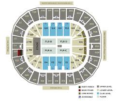 Smoothie King Arena Seating Chart Seating Charts Smoothie King Center