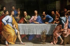 the last supper by philippe de champaigne painted around 1652 louvre museum paris france europe